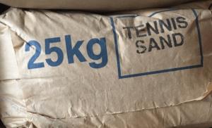 Tennis Sand