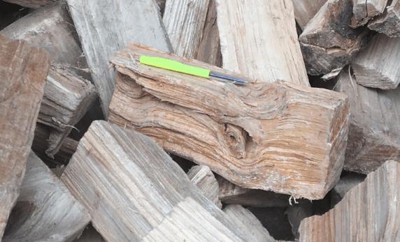 Kiln Dried Split Pine